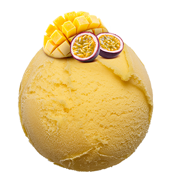 Mango-Passion fruit
