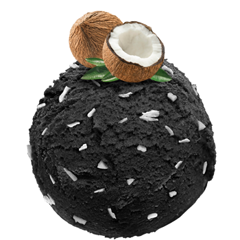 Czarny kokos